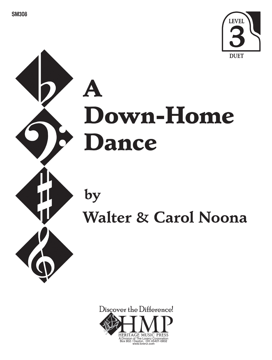 DOWN HOME DANCE NOONA FED16 (SM308 )