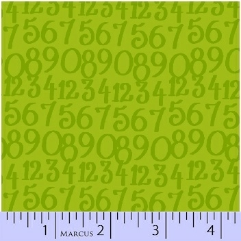 MARCUS- Do The Math Green Numbers