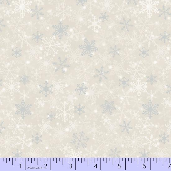 Songbook: Jingles Snowflake - Lt Gray