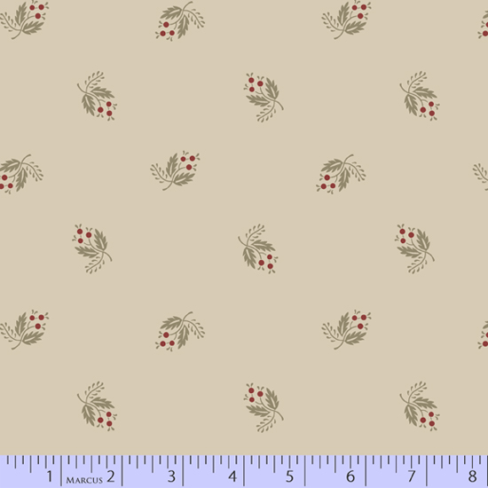 Marcus Fabrics - Brick - R54 0665 1041