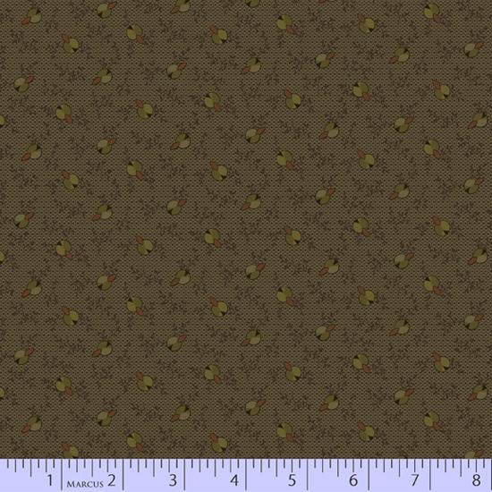 Circa 1880 New Essentials - Olive Green Honeycomb (2/3 YARD)