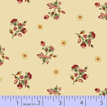 Tarrington Small Floral Cream