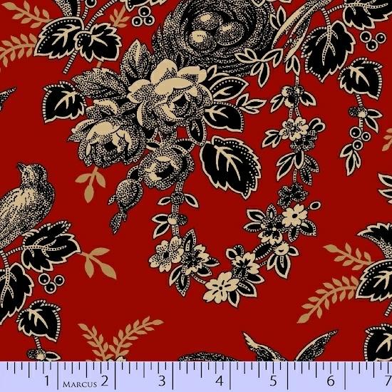 Red Rose & Vine 2710-0111