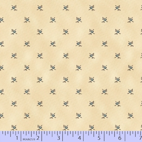 Antique Cottons by Pam Buda (1 yard)