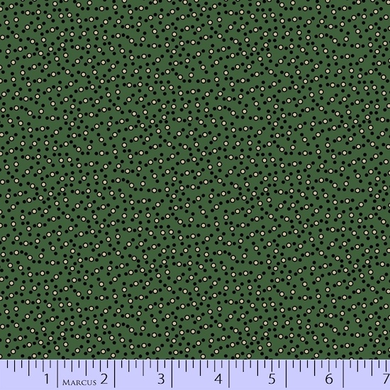 Fabric - BH Blue Reproduction Dots