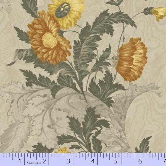 Measure Large Floral