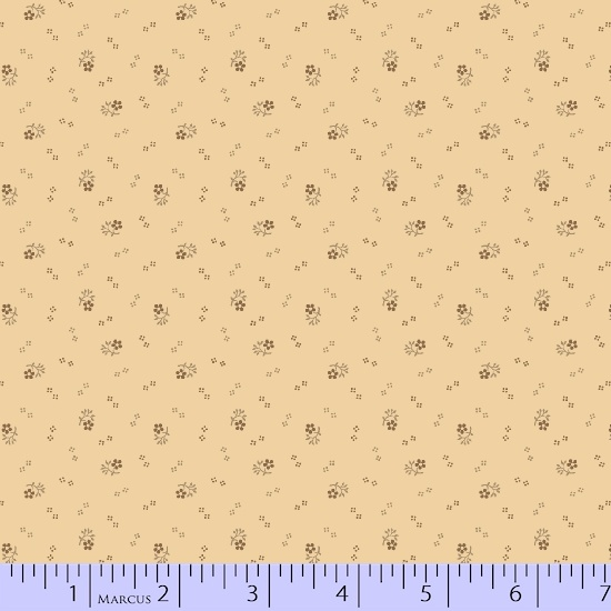 Circa 1880 Prarie Basics - Tan Shirting