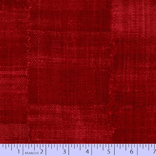 Color Influence laura berringer red burlap