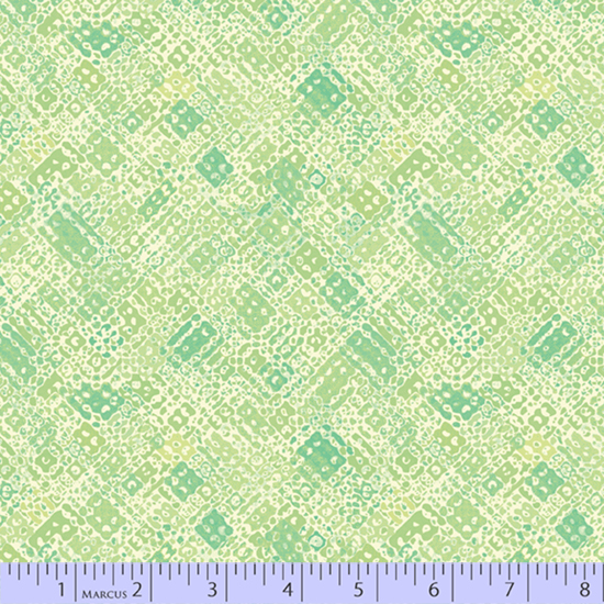 MARCUS- Night Riviera plaid-ish in shades of green