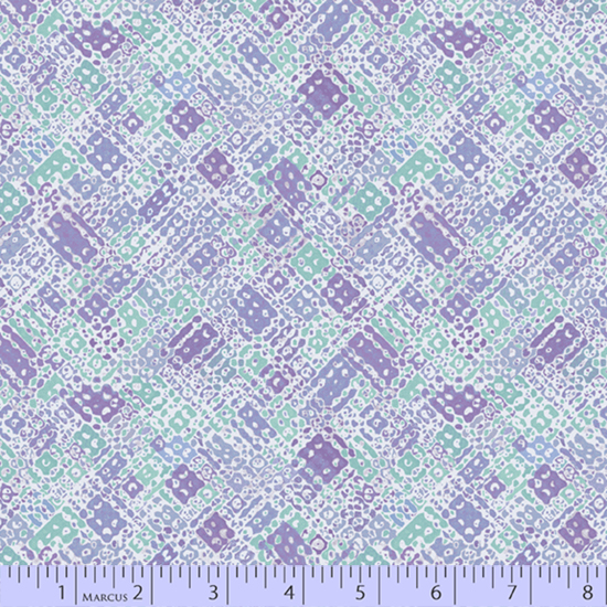 MARCUS- Night Riviera plaid-ish in purple