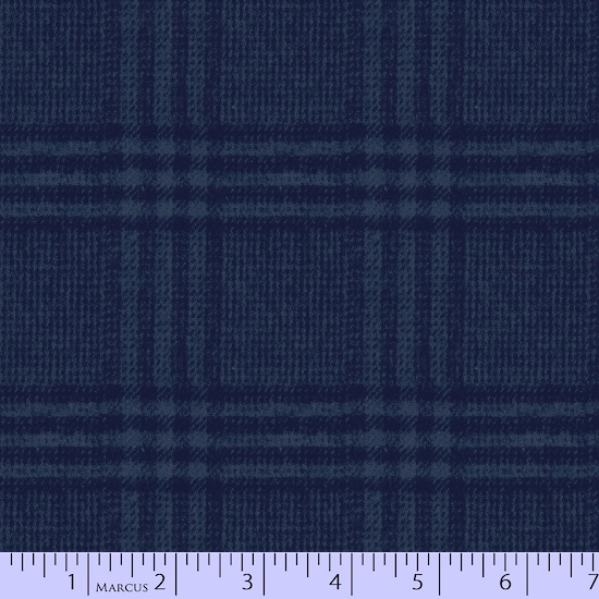 Primo Plaid Flannels: New Blues J306-0110