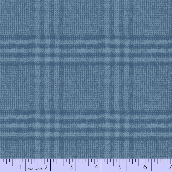 R09 Primo Plaid Flannels: New Blues
