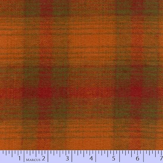 Primo Plaid Flannels: Harvest IV - J314-0129