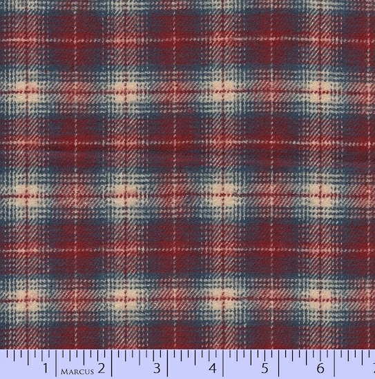 Primo Plaid FlannelR09-J321-0111
