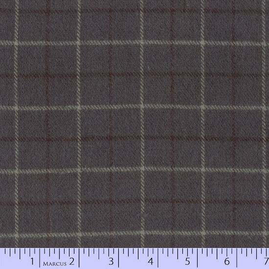 Primo Plaid Flannels: Smokey