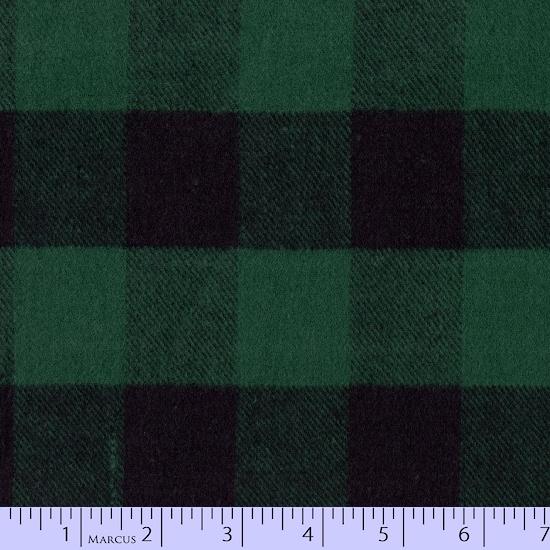 Fabric Marcus Primo Plaid Flannels: Classics Tartans