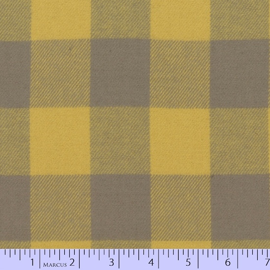 Primo Plaid Flannels: Tape Measure