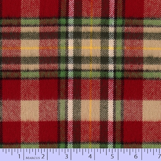 Primo Plaid Flannels: Christmas IV