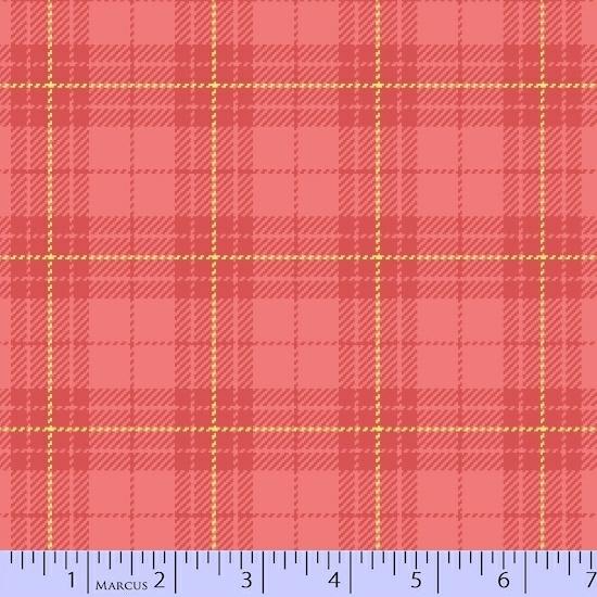 Primo Plaid Flannels: Color Crush II Pink Plaid