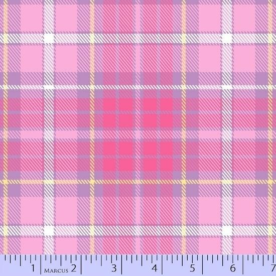 Plaid Flannels - Pink