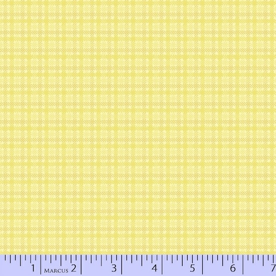Plaid Flannels - Yellow