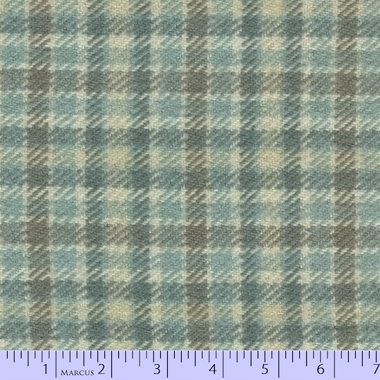 Primo Plaid Flannel - Concrete Small Check