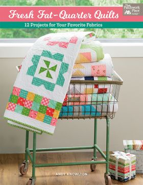 Fresh Fat-Quarter Quilts Softcover