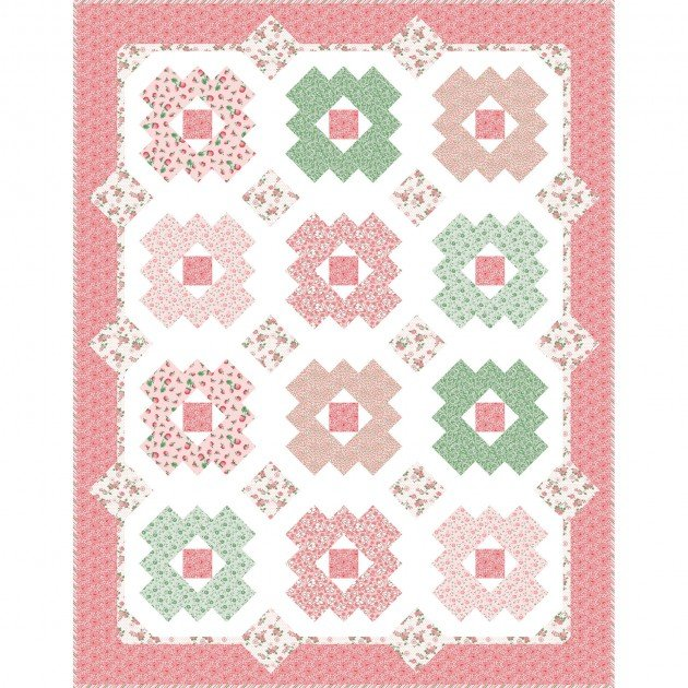 Daisy Patch Quilt Kit