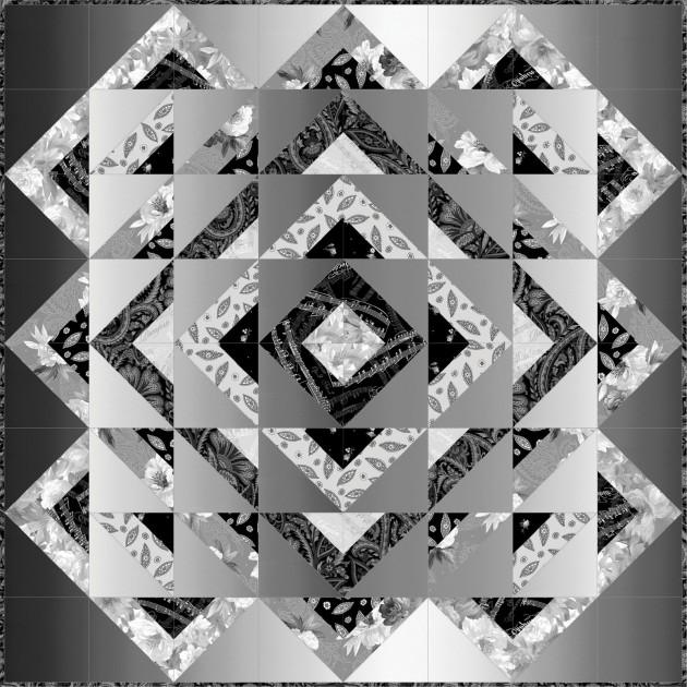 Nocturne Quilt Kit