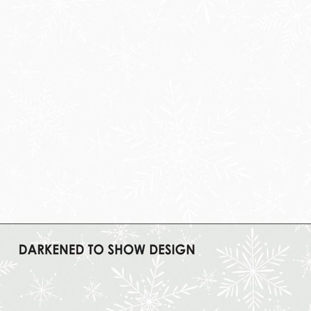 Delicate Snowflakes MAS310-UW Maywood Fabrics