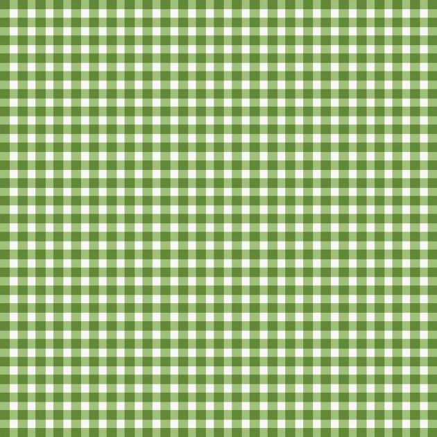 Classic Check Green MAS610-GG4