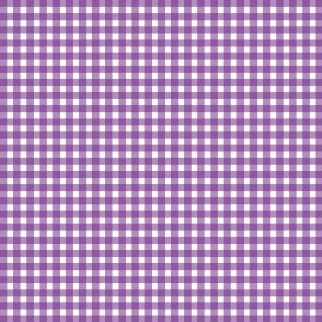 Maywood Studio Beautiful Basics Purple Gingham  MAS610-VR2