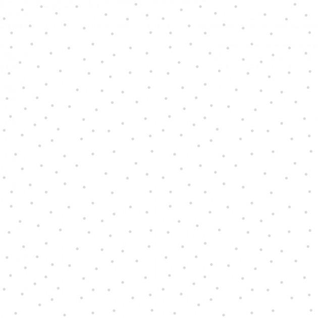KimberBell Whites Tiny Dots - MAS8210-WW