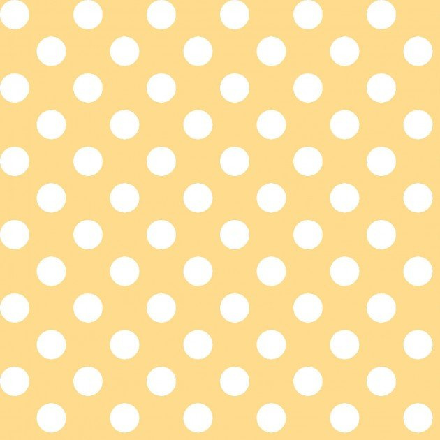 MAS8216-S Kimberbell Basics Dots in Sunshine