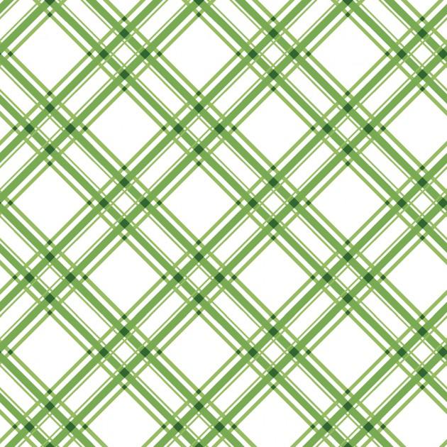 MAS8244-G Diagonal Plaid