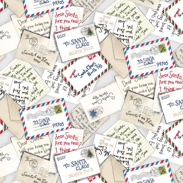 Letters to Santa MAS9373-Z