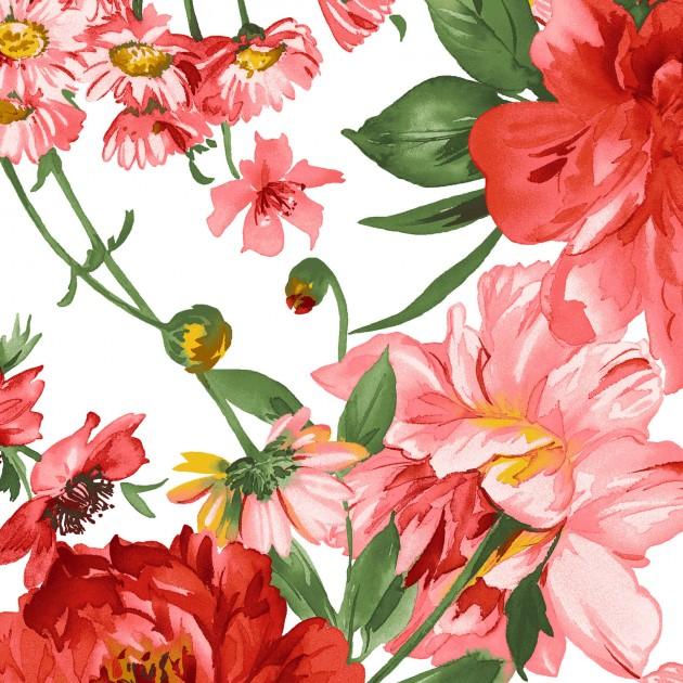 Mixed Floral mas9650-UW
