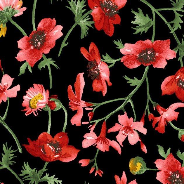 Prose - Medium Floral MAS9651-J