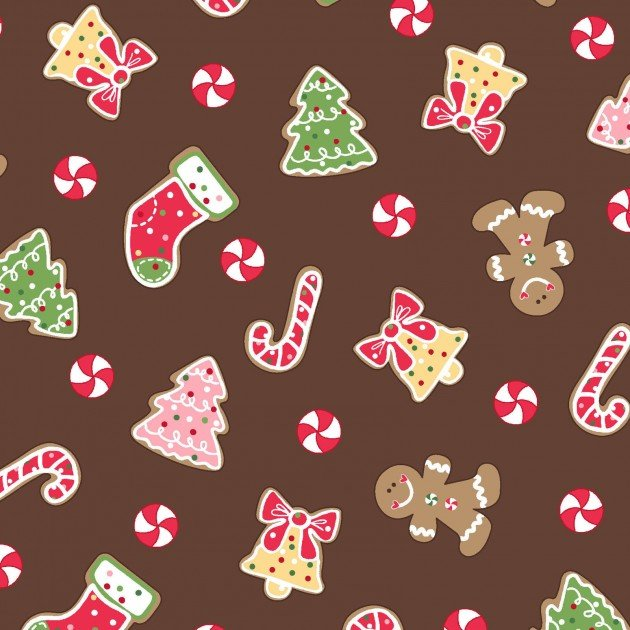 MAS9671-A Christmas Cookies