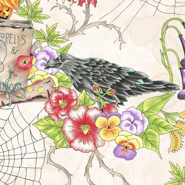 MAS9811-E Spellcaster's Garden Crabapple Hill