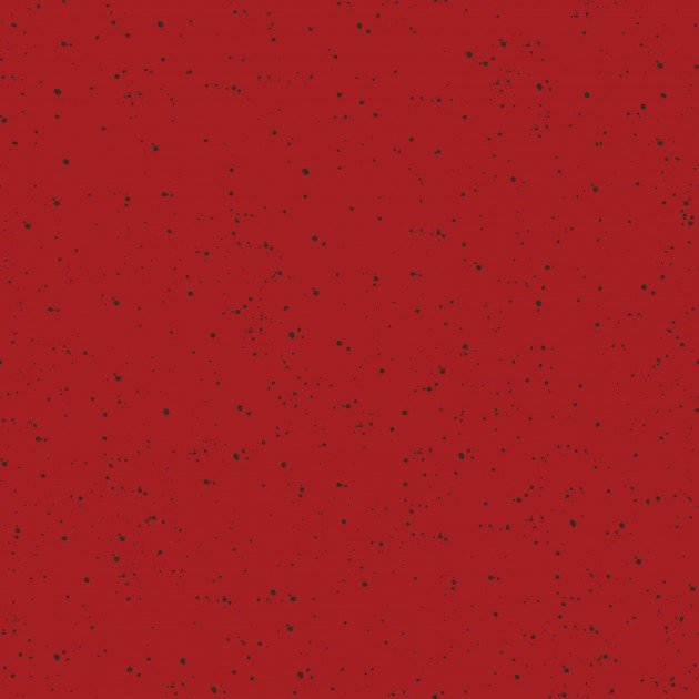 Warm Wishes - Speckled Solid, Red - by Hannah Dale for Maywood Studio