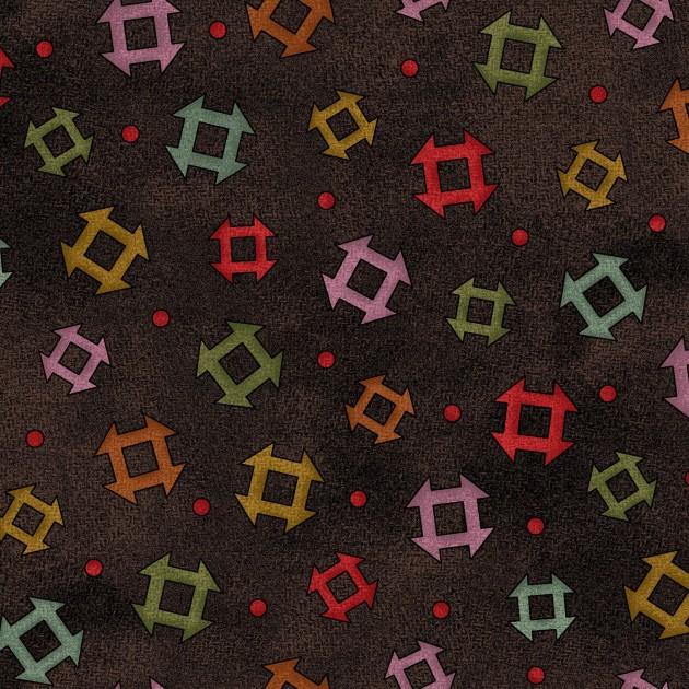 Home Sweet Home - Maywood Studio - Churndash Flannel