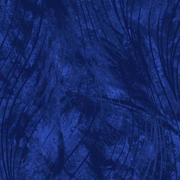 Dark Blue Go with the Flow 108