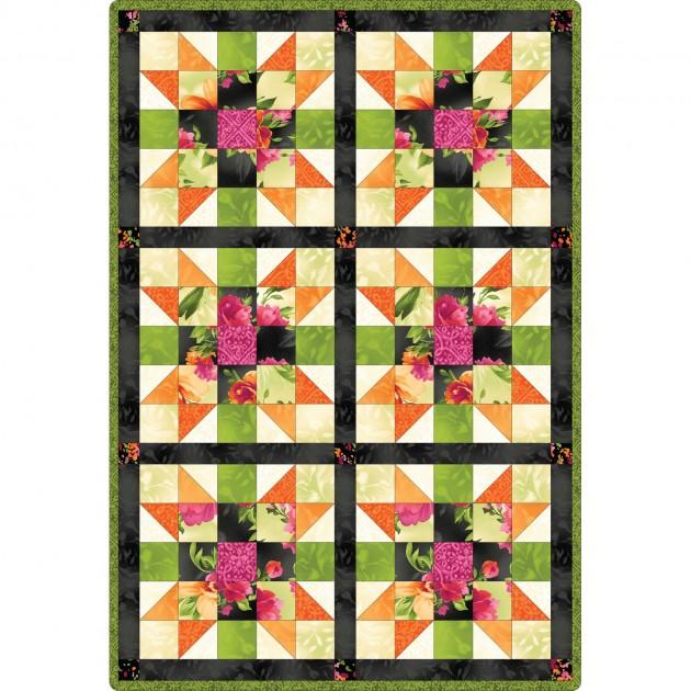 6 Block Sister's Choice Quilt Pod