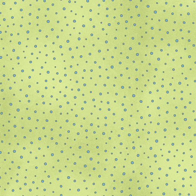 Speckled Dots - Green