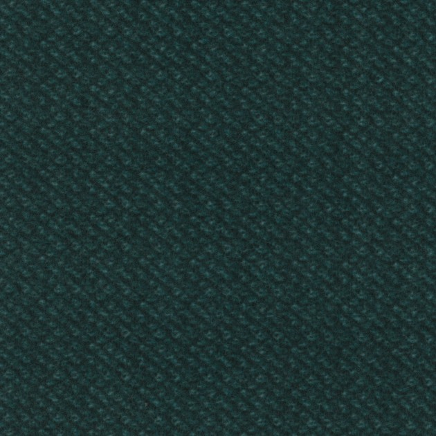 Woolies Poodle Boucle teal flannel