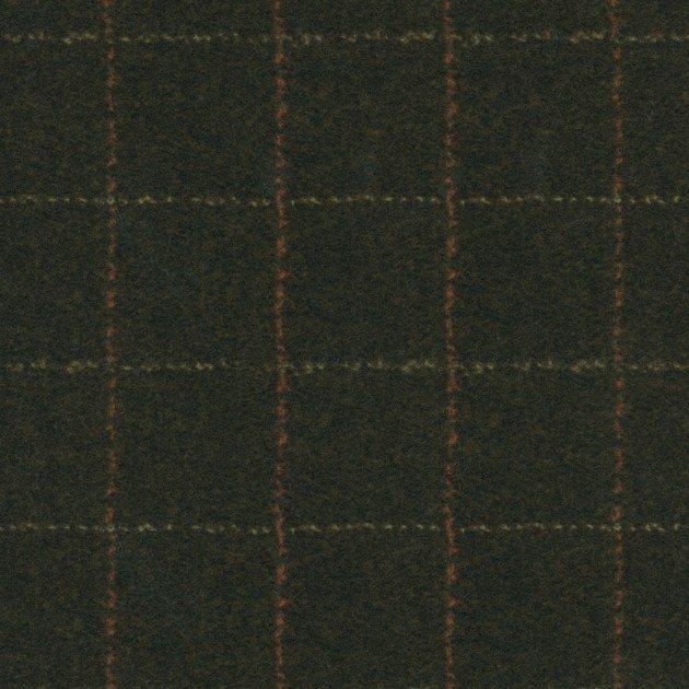 Maywood Woolies Flannel  Dark Brown MASF1879-J