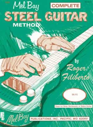 COMPLETE STEEL GUITAR METHOD FILIBERTO (93219 )