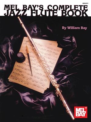 COMPLETE JAZZ FLUTE BOOK (95301 ) (Flute Methods )