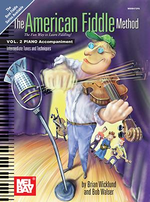 AMERICAN FIDDLE METHOD 2 PIANO ACCOMPANIMENT WICKLUND WALSER (99472PA ) (Piano Accompaniment Books )